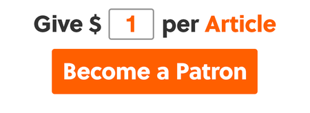 Patreon – For Short Articles, no Sidebar