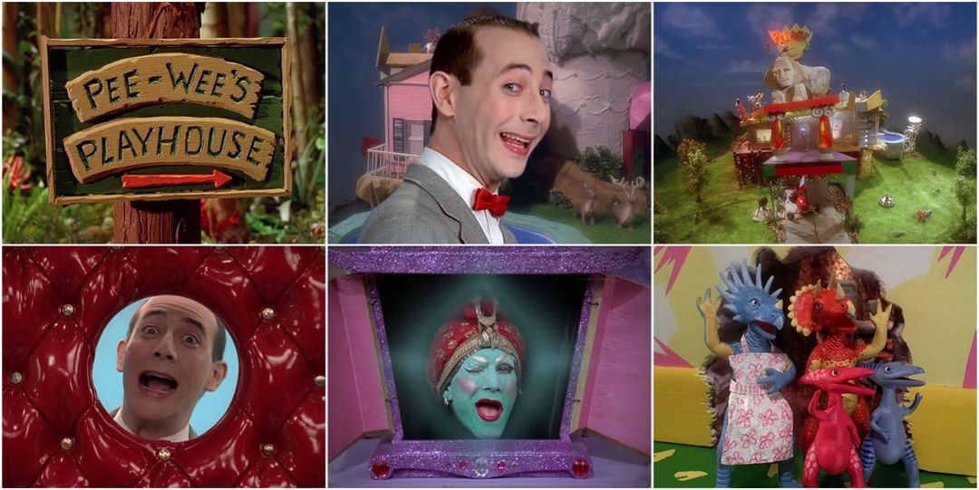 Pee wee herman episodes