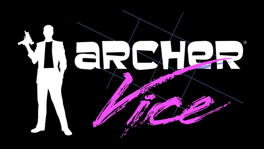 VIDEO: Title Sequence – Archer Season 5 (2014) Main Titles