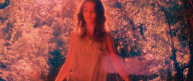 IMAGE: Still - Tamara in red light