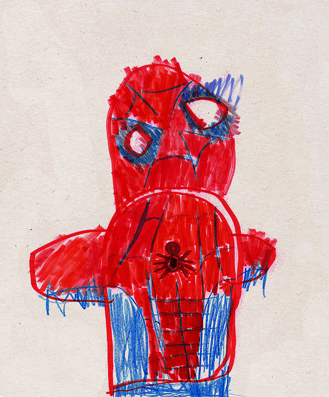 IMAGE: Childrens drawings 1