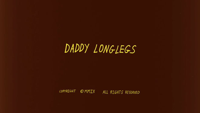 VIDEO: Daddy Longlegs main titles