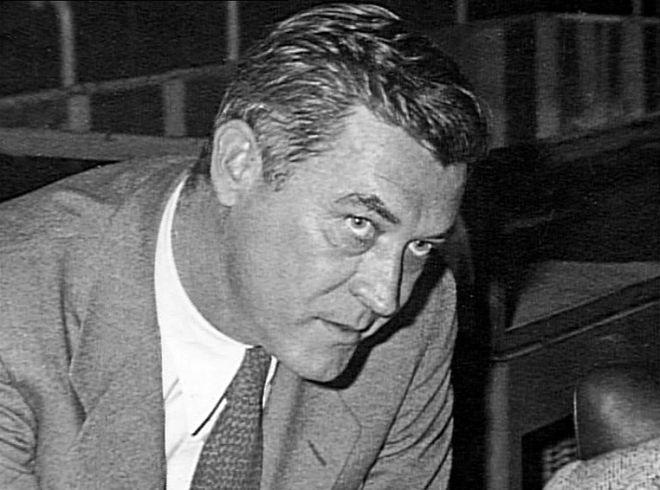 IMAGE: Lawrence of Arabia (1962) Screenwriter Michael Wilson