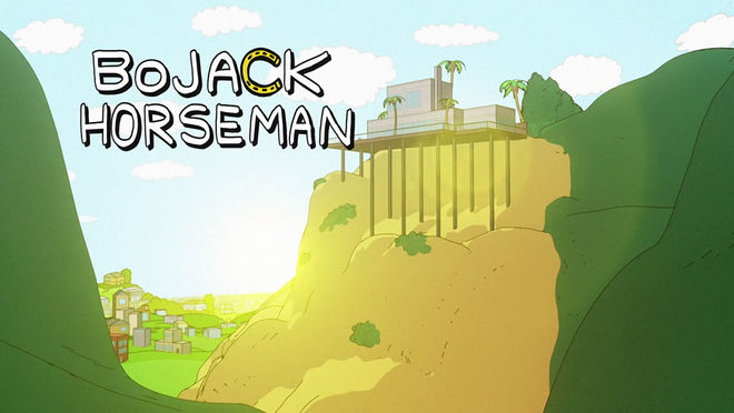 VIDEO: BoJack Horseman Season Two Main Titles