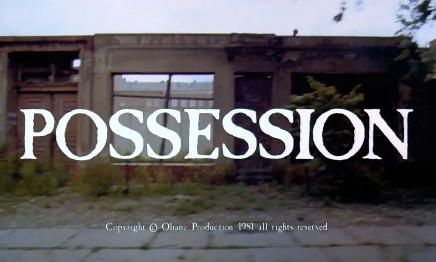 VIDEO: Title sequnece - Possession