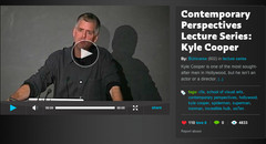Kyle Cooper: The Film Inside the Film (lecture)