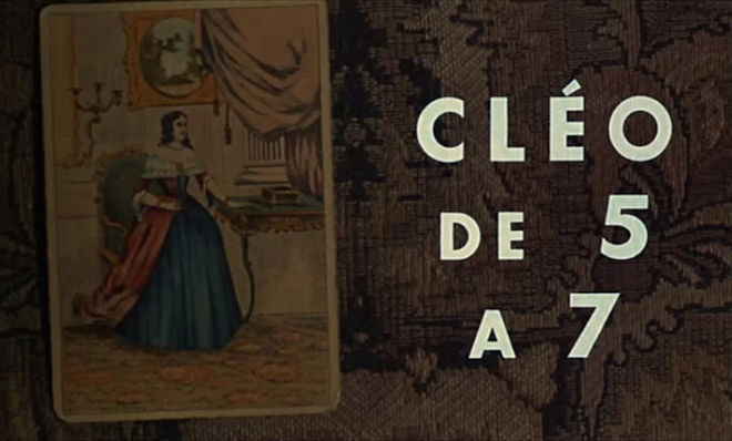VIDEO: Title Sequence – Cléo de 5 à 7 (1962)