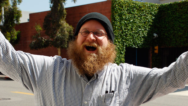Adventure Time creator Pendleton Ward