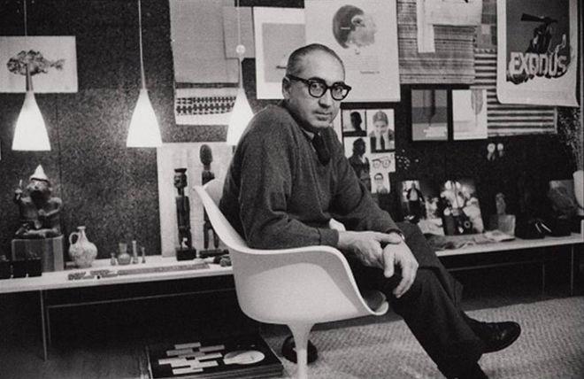 IMAGE: Saul Bass Early 1960s