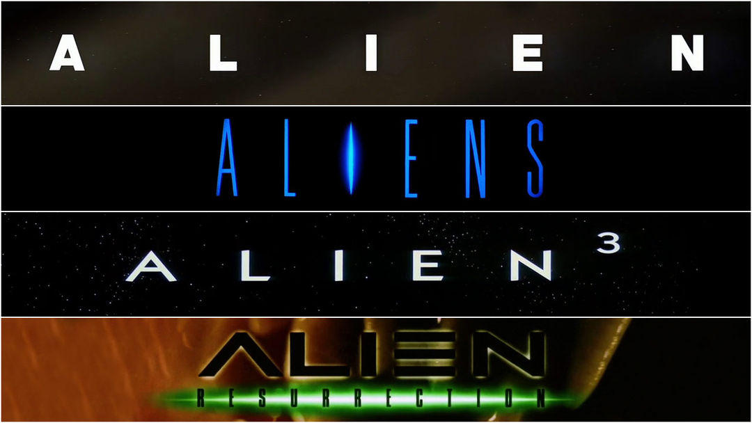 Alien Quadrilogy Analysis