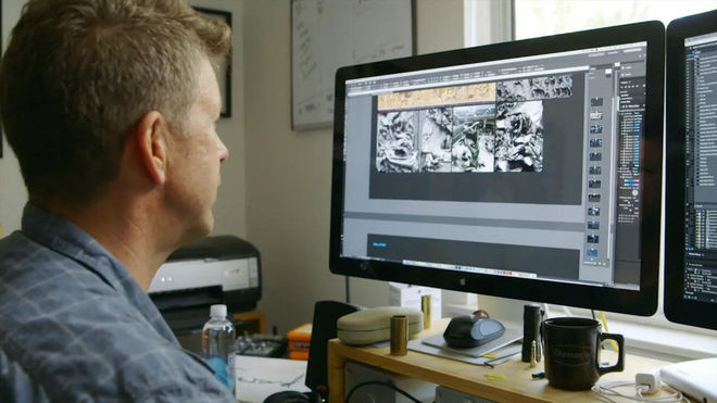 VIDEO: The Film Before the Film - Title Designer Danny Yount by Electric Park Films