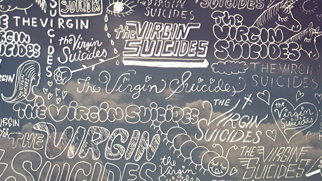 Image: The Virgin Suicides title card