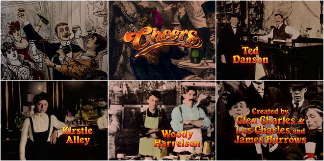 VIDEO: Cheers Season Six Title Sequence