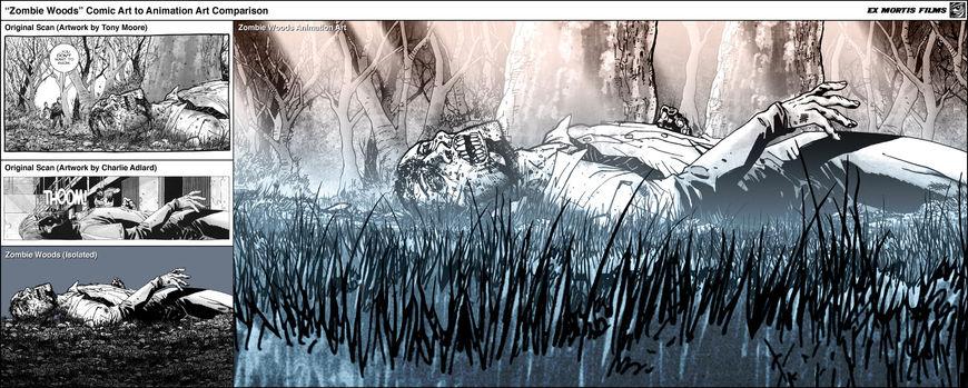 Zombie woods