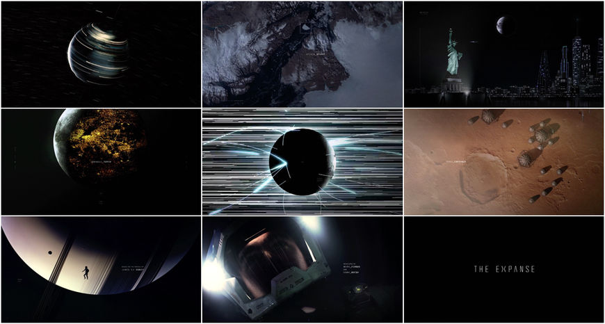 VIDEO: The Expanse main titles