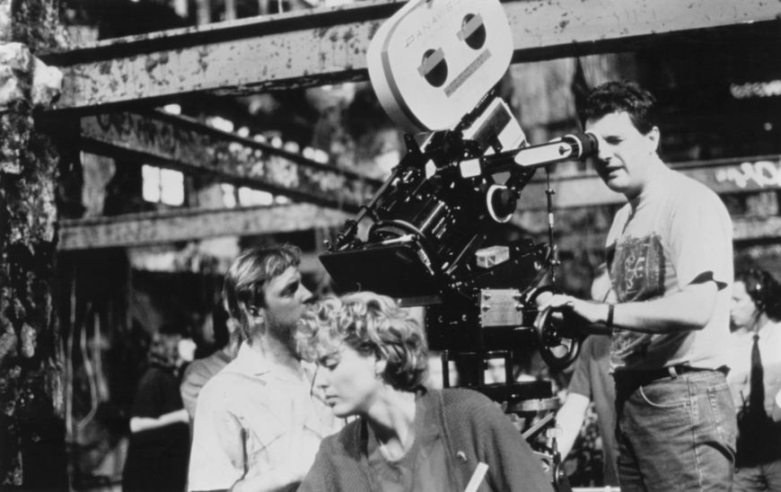IMAGE: Behind the scenes - shooting