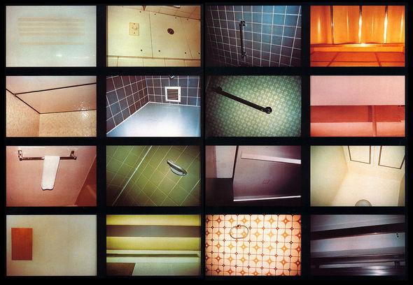 Photographs from David Byrne's Strange Ritual