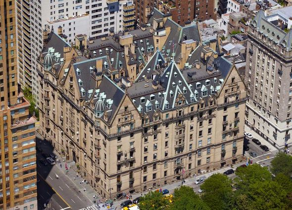IMAGE: The Dakota Building