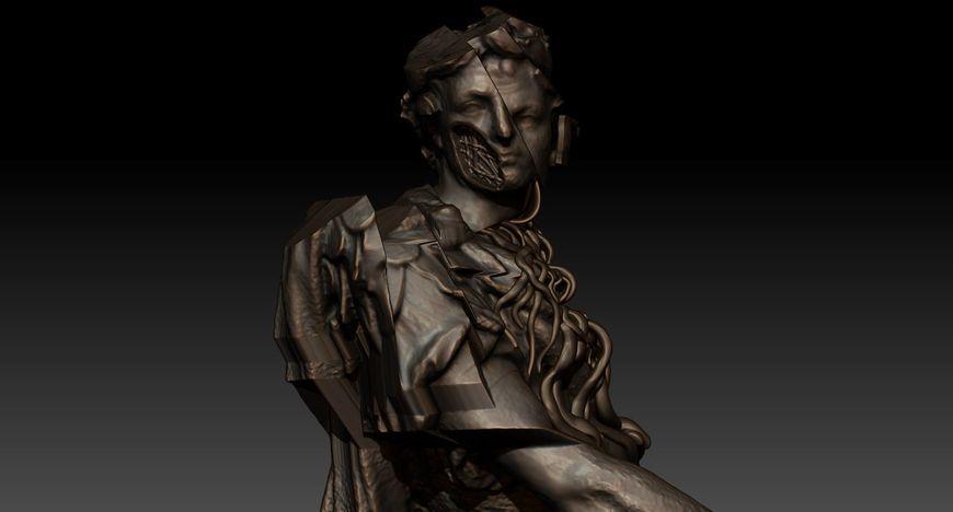 IMAGE: Figure - lady side A