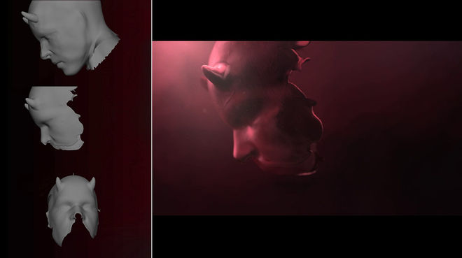 VIDEO: Daredevil making-of video