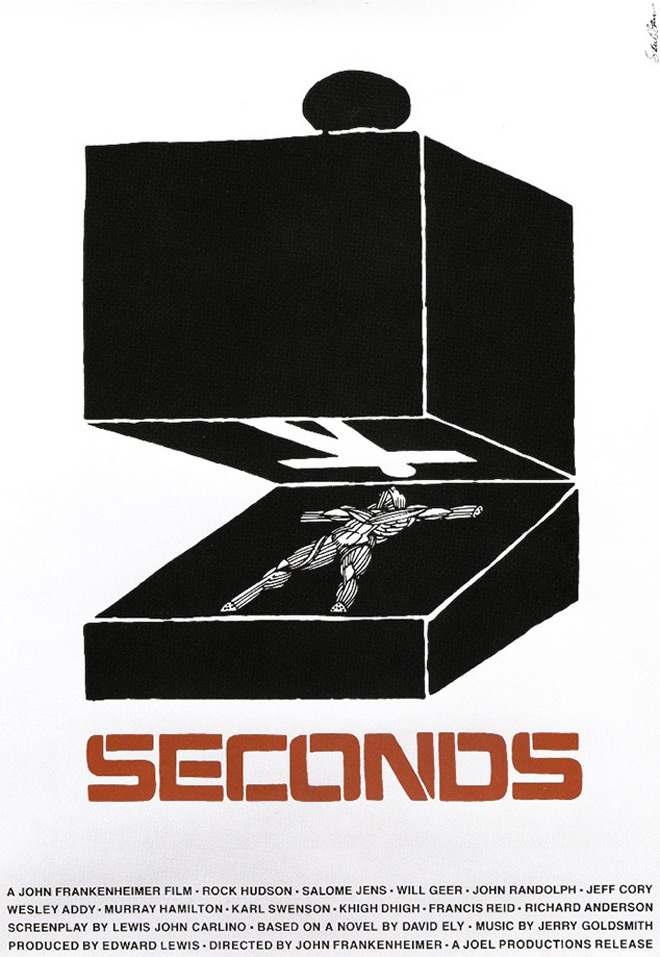 IMAGE: Unused Seconds Poster