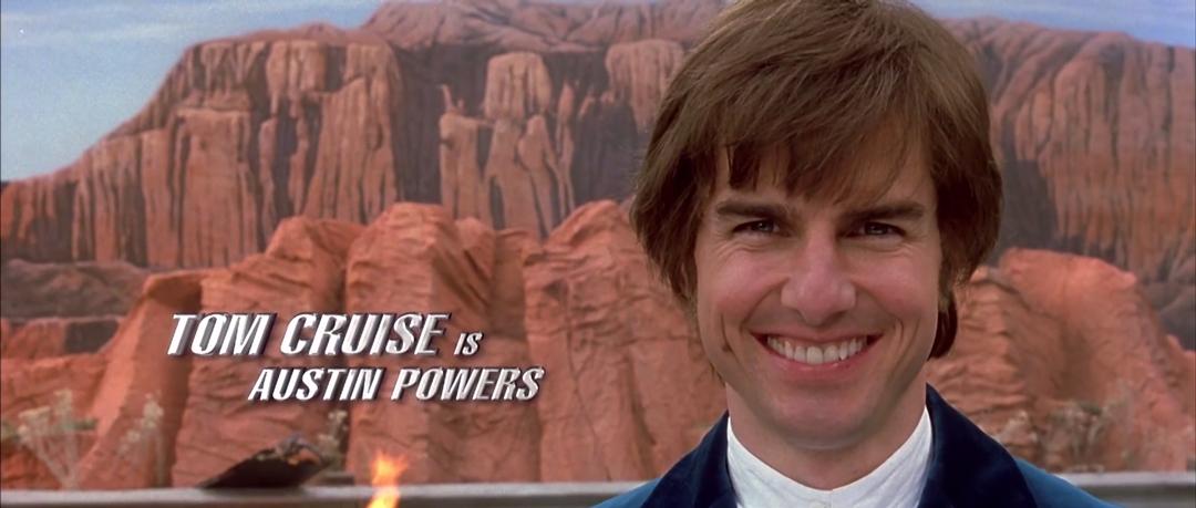 IMAGE: Still - Tom Cruise smile