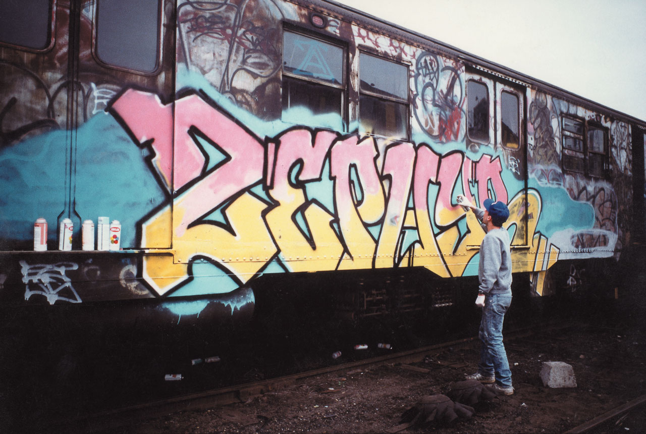 Link to Wild Style page