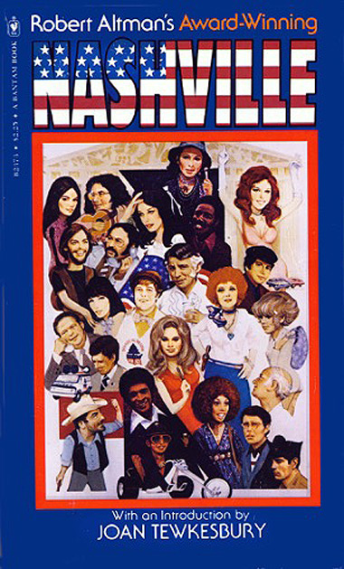 IMAGE: Nashville Screenplay