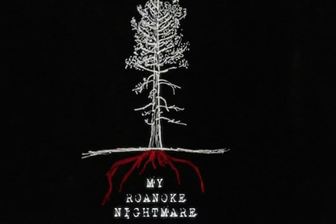 IMAGE: My Roanoke Nightmare Title Card