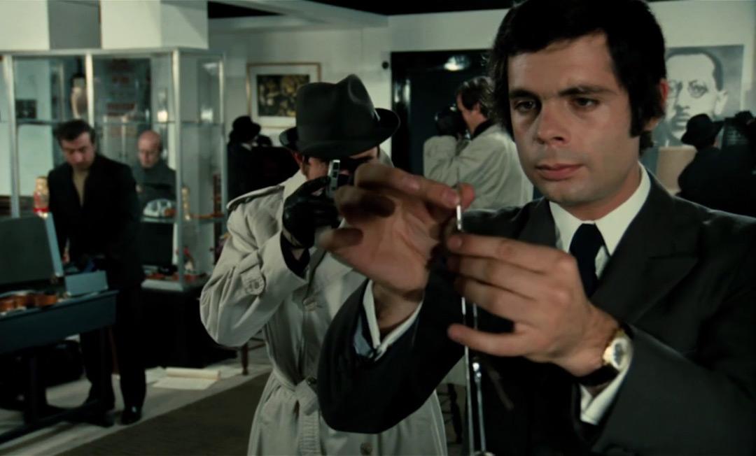 VIDEO: Clip – Le Grand Blond avec une chaussure noire (1972)