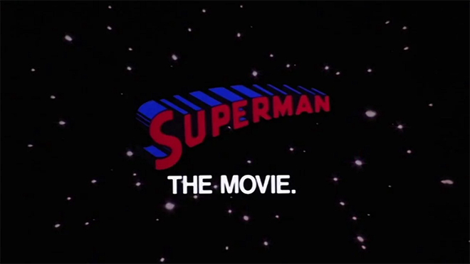 Video: Superman teaser trailer