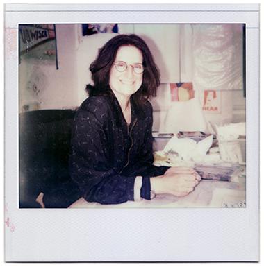 IMAGE: Prudence Fenton Polaroid