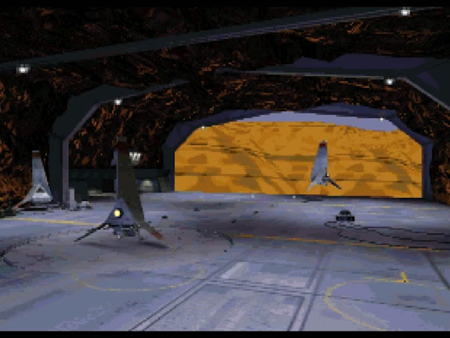 VIDEO: Gameplay – Star Wars: Rebel Assault (1993)