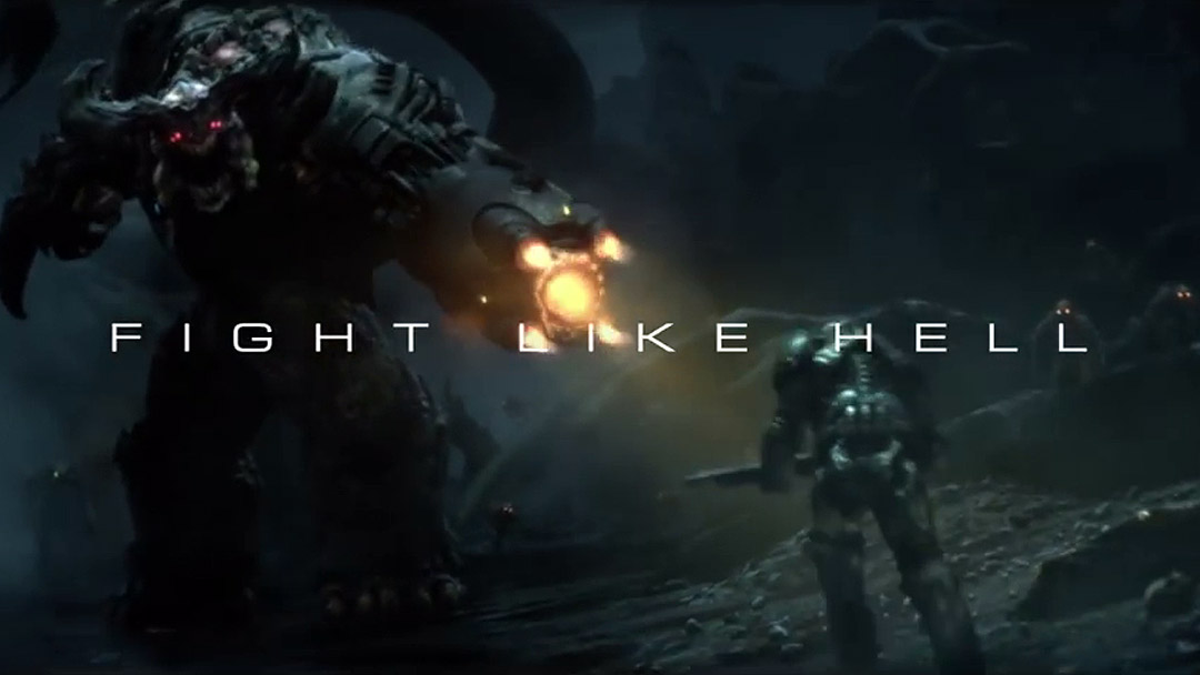 "VIDEO: Trailer – Doom ""Fight Like Hell"" Cinematic Trailer"